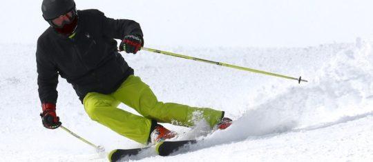 Bâton pour ski