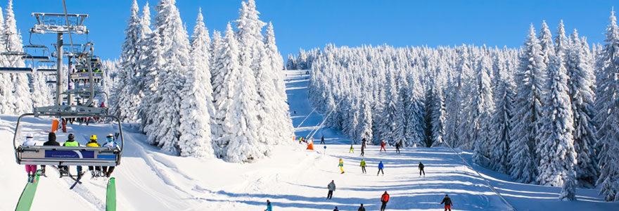 Choisir sa station de ski